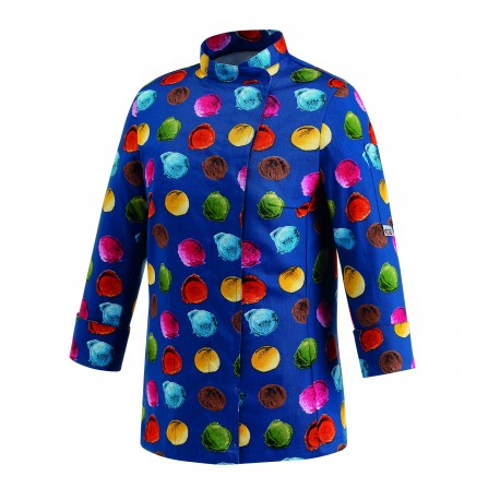 Chaqueta Egochef Ice Cream