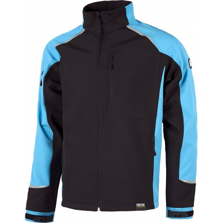 Chaqueta Workshell Workteam S9498